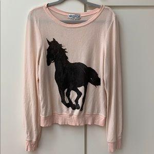 WILDFOX horse jumper